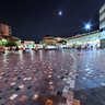 Monastiraki Square nightshot