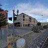 Railway line Roundhouse Fremantle