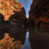 Karijini National Park - Handrail Pool