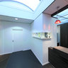 De bar in de Dentalair showroom