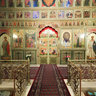 Orthodox Church of The Holy Face in Novogireevo (Perovo), Moscow, Russia