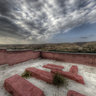 Ait Bayoud Cemetery Pano