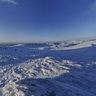 Mount Eklizi-Burun (1527 m). Chater-Doug Yayla. Crimea