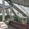 Belarus, Minsk, Botanical Garden, Inside New Greenhouse