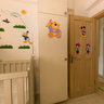 Prepearing our triplets' bedroom