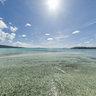 Vahine Island beach