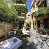 Greece, Crete, Chania, street