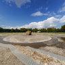 victory park minsk - stone