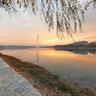 Isfahan Zayande Rood River Park