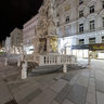 Vienna Graben and Pestaule