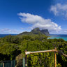 Lord Howe Island from Transit Hill viewing platform