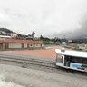 Railway station El Tambo