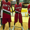 Team KENYA at Dubai Expat Basketball League 2011
