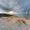 Mt Baldy at Indiana Dunes National Lake Shore
