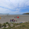 Parrog Beach Wales Uk