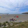 Parrog Beach Wales Uk