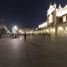 Main Market Square in night