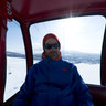 Cruising In the Niseko Hirafu Gondola