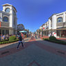 Ingolstadt Village - Outlet Shopping - Strip Mall
