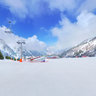 Almaty - Chymbulak - Alpine ski resort - viewport 1