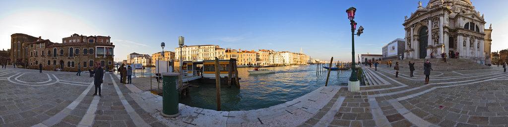 Venice - Campo della Salute