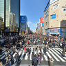 Akihabara Chuo street crossing
