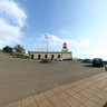Ponta do Pargo Lightouse - Parking lot