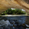 Ayres Natural Bridge, Converse County, Wyoming, USA