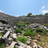 Termessos - Theatre (stage view)