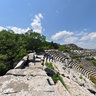 Termessos - Theatre (spectator/top-seats view)