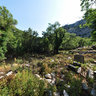 Termessos - parking view