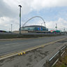 Wembley Stadium from Engineers Way