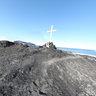 Wind Vane Hill at Cape Evans