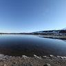 Lake at Cape Evans