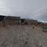 Borchgrevink's huts at Cape Adare