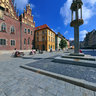 The city Wroclaw (Breslau)