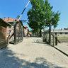 KZ-Auschwitz - Gate