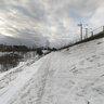 Снежные склоны между Сходней и Подрезково.