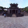 Temple of Letters - Gia Long Temple - Hue, Viet-Nam