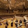 Kammermusiksaal Philharmonie Berlin rehearsel