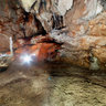 triangle cave