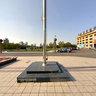 吉林省文化活动中心正侧,Jilin cultural activity center