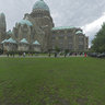 The Basilika of Brussels from the outside north-west 24156x12078 pixel