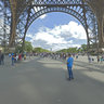 Under the Eiffeltower Paris France 24mm 24156x12078 pixels