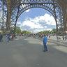 Under the Eiffeltower Paris France 24mm 24156x12078 pixels