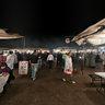 Jemaa el-Fnaa Restaurants by Night