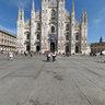 Milaan Piazza del Duomo - HQ