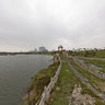 Rizhao City, Lake Bixia