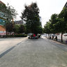 2011-07-19-Morning-A Vegetable Market In Chengdu-Panorama