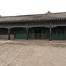 Confucius Temple in Qufu, Shandong Province - before the never ending